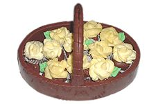 Flower Shaped Chocolates