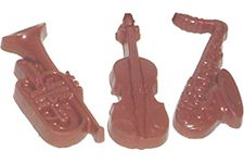 Music Themed Chocolates