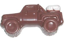 Vehicle Shaped Chocolates